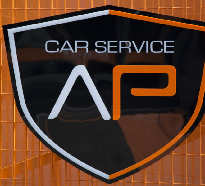 insegna ap car service